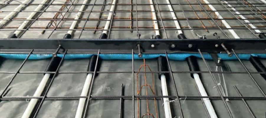 průmyslové podlahové vytápění